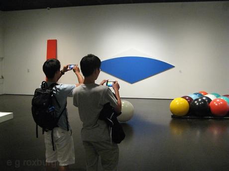 of art x 3